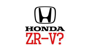 Honda Preparing a New Model Called ZR-V? 3