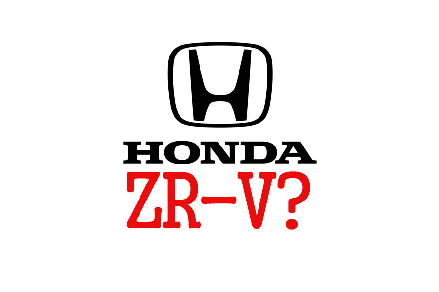 Honda Preparing a New Model Called ZR-V? 8