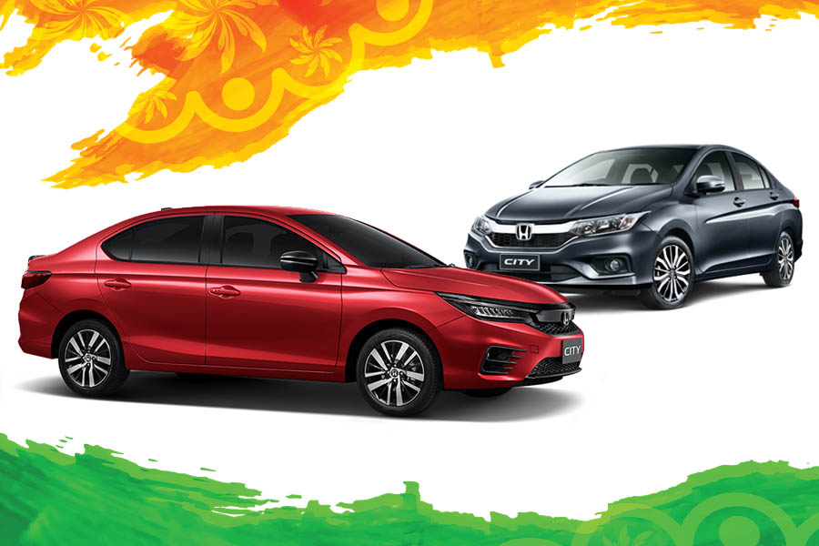 Both Honda City Models to be Sold in Parallel in India 1