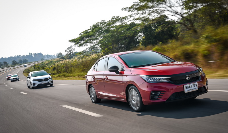 Honda City Hatchback Shaping into Reality 5