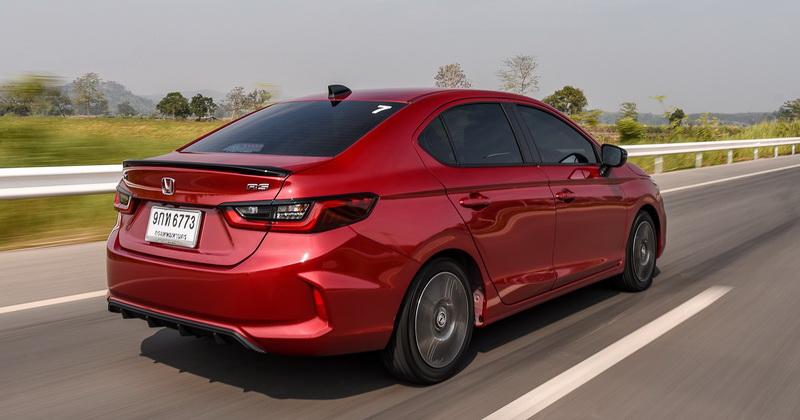Honda City Hatchback Shaping into Reality 6