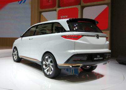 Toyota-Daihatsu Readying a New 6-Seat MPV 6