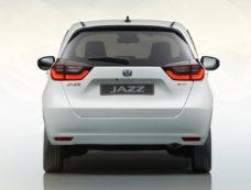 2020 Honda Jazz Adds Unique Front-Center Airbag 4