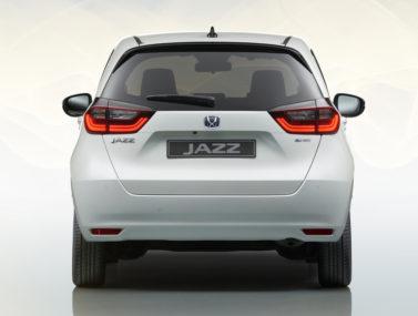 2020 Honda Jazz Adds Unique Front-Center Airbag 3