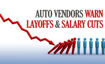 Auto Vendors Warn Layoffs and Salary Cuts Amid COVID-19 Lockdowns 4
