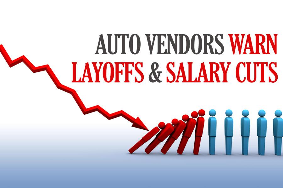 Auto Vendors Warn Layoffs and Salary Cuts Amid COVID-19 Lockdowns 8