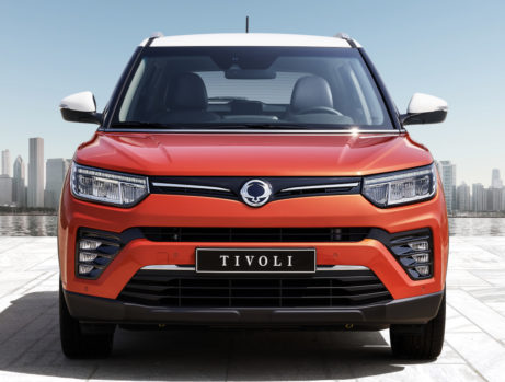 2020 SsangYong Tivoli Facelift Introduced 2