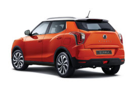 2020 SsangYong Tivoli Facelift Introduced 4
