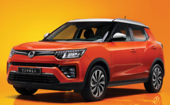 2020 SsangYong Tivoli Facelift Introduced 7