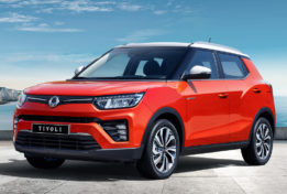 2020 SsangYong Tivoli Facelift Introduced 3