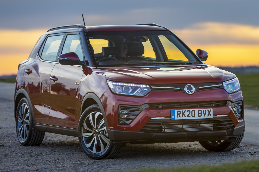 2020 SsangYong Tivoli Facelift Introduced 6