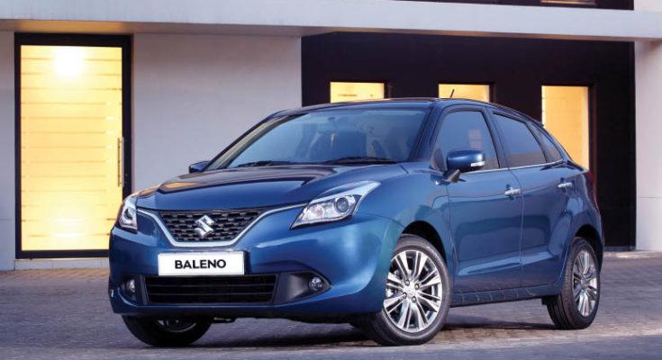 Suzuki Baleno to be Discontinued in Japan 1