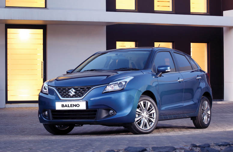 Suzuki Baleno to be Discontinued in Japan 4
