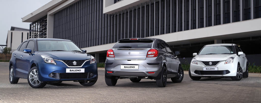 Suzuki Baleno to be Discontinued in Japan 1