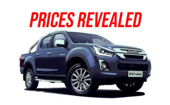 2020 Isuzu D-MAX Prices Revealed 2
