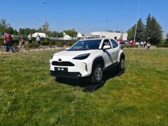 First Real-Life Images of 2020 Toyota Yaris Cross 3