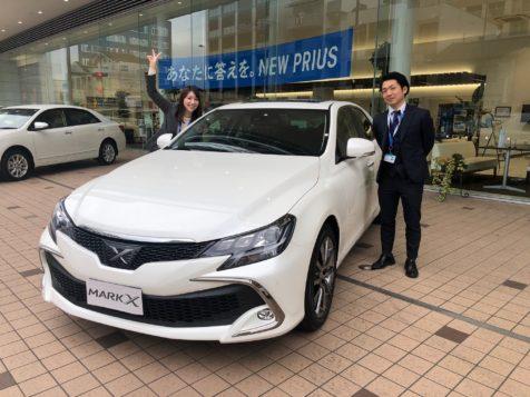 Toyota Bids Farewell to Mark X 4