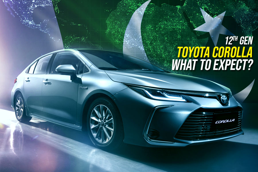 12th Gen Toyota Corolla in Pakistan: What to Expect? 6