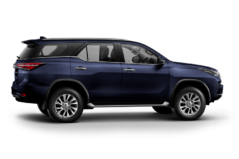 2020 Toyota Fortuner Facelift Debuts in Thailand 9