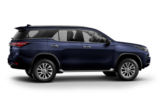 2020 Toyota Fortuner Facelift Debuts in Thailand 8