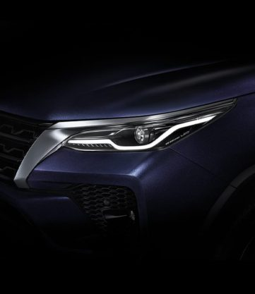 2020 Toyota Fortuner Facelift Debuts in Thailand 7