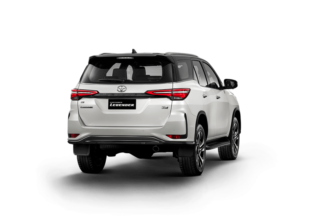 2020 Toyota Fortuner Facelift Debuts in Thailand 22