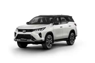 2020 Toyota Fortuner Facelift Debuts in Thailand 17