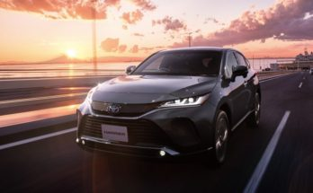 All New Toyota Harrier Goes on Sale in Japan 1