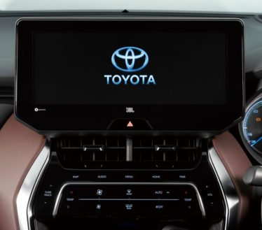 All New Toyota Harrier Goes on Sale in Japan 14