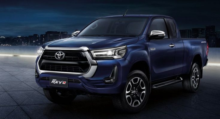 Toyota to Launch Hilux Hybrid Starting from New Zealand 1
