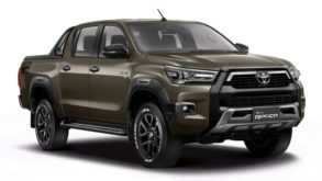 2020 Toyota Hilux Facelift Debuts in Thailand 10