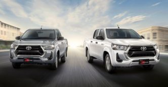 2020 Toyota Hilux Facelift Debuts in Thailand 7