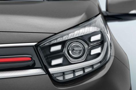 European-spec Kia Picanto Facelift Revealed 4