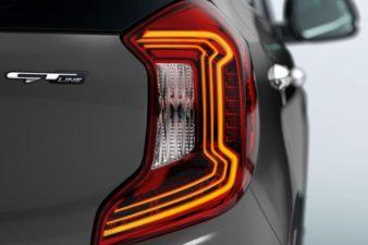 European-spec Kia Picanto Facelift Revealed 5