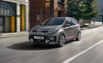 European-spec Kia Picanto Facelift Revealed 3