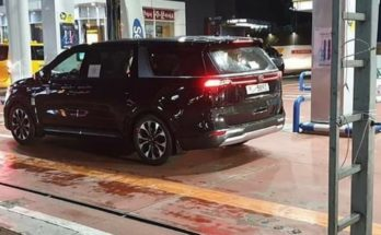 See the Road Presence of 2021 Kia Carnival 5