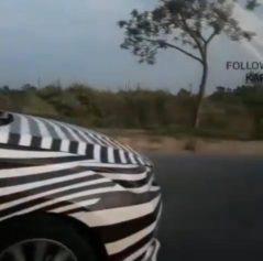 Changan Alsvin Sedan Spotted Testing in Pakistan 4