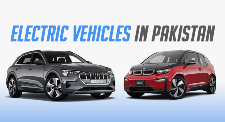 Electric Vehicles Available in Pakistan 1