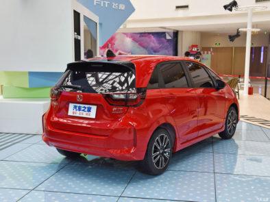 China-spec 2020 Honda Fit Unveiled 5