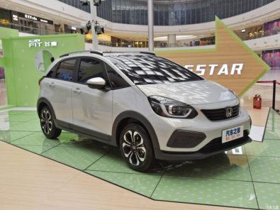 China-spec 2020 Honda Fit Unveiled 6