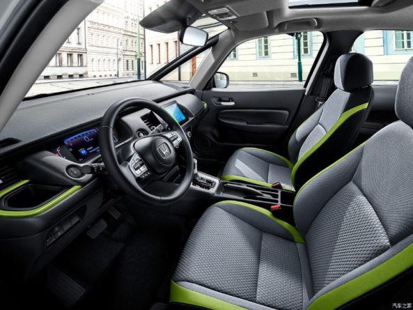 China-spec 2020 Honda Fit Unveiled 2
