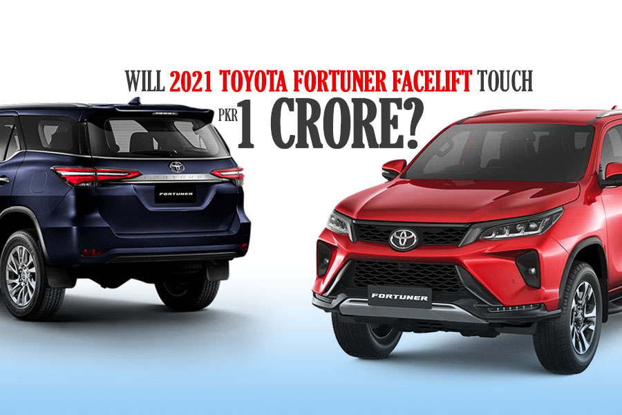 Will Toyota Fortuner Touch PKR 1 Crore Mark in Pakistan? 10
