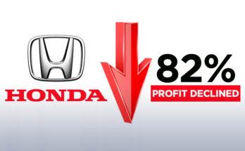 Honda Atlas Suffers from Massive 82% Decline in Profits 11