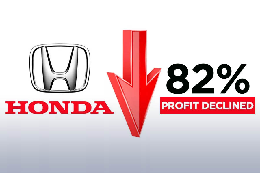Honda Atlas Suffers from Massive 82% Decline in Profits 2