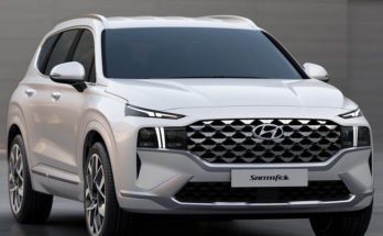 2021 Hyundai Santa Fe Facelift Unveiled 11