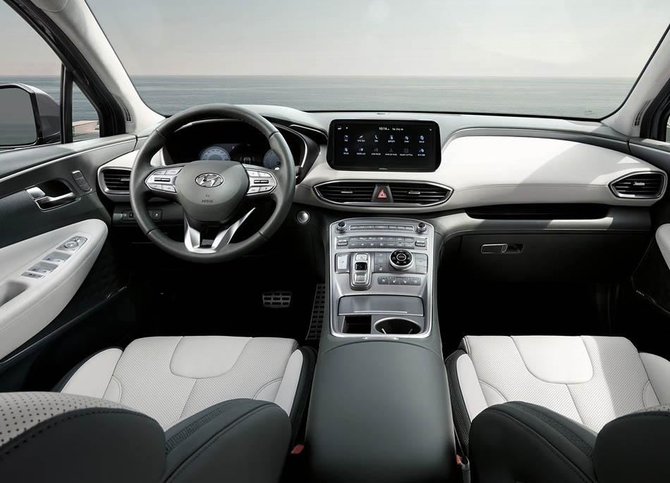 2021 Hyundai Santa Fe Facelift Unveiled 4
