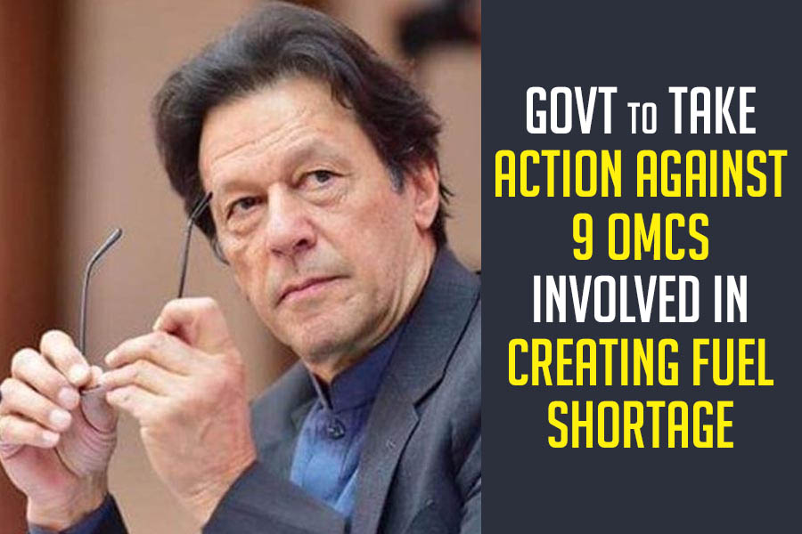 Government to Take Action Against 9 OMCs 1