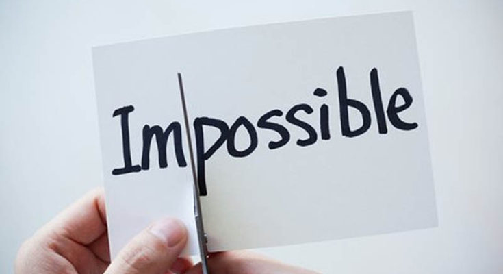 Impossible Becomes Possible in Less Than 14 Years 1