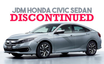 Honda Civic Sedan Discontinued in Japan 4