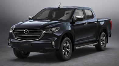 Mazda Reveals the All new BT-50 Pickup Truck 1
